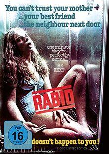 David Cronenberg's Rabid LTD. - Limited Fridge Edition [Blu-ray]