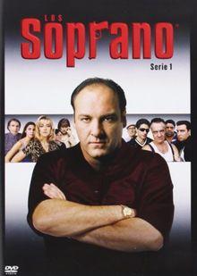 Los Sopranos Temporada 1 Discos 1-4 --- IMPORT ZONE 2 ---