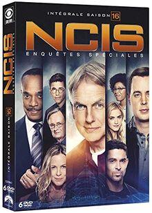 Coffret ncis : enquêtes spéciales, saison 16, 24 épisodes