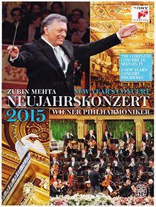 Zubin Mehta & Wiener Philharmoniker - Neujahrskonzert 2015