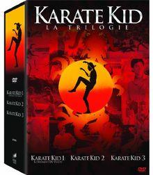 Coffret karaté kid : karatae kid 1 ; karaté kid 2 ; karaté kid 3 [FR Import]