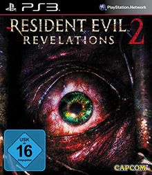Resident Evil - Revelations 2 - [PlayStation 3]