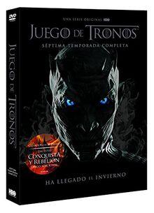 Game Of Thrones Season 7 (JUEGO DE TRONOS TEMPORADA 7, Spanien Import, siehe Details für Sprachen)