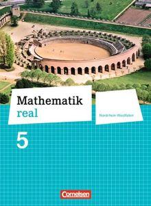 Mathematik real - Differenzierende Ausgabe Nordrhein-Westfalen: 5. Schuljahr - Schülerbuch