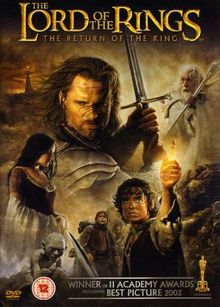 Lord Of Rings 3 [2 DVDs] [UK Import]