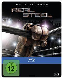 Real Steel - Steelbook [Blu-ray]