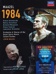 Maazel, Lorin - 1984 (2 DVDs), NTSC