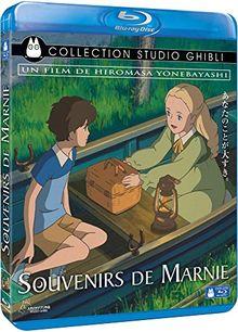 Souvenirs de marnie [Blu-ray] [FR Import]