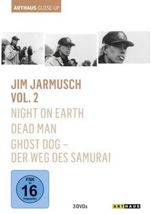 Jim Jarmusch Vol. 2 - Arthaus Close-Up [3 DVDs]