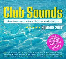Club Sounds Summer 2016