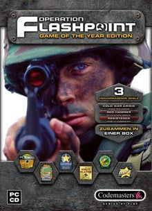 Operation Flashpoint - Game of the Year Edition