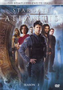 Stargate Atlantis - Season 2 [5 DVDs]