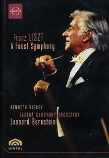 Liszt, Franz - Faust Symphony (NTSC)