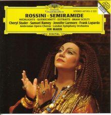 Rossini: Semiramide (Querschnitt)