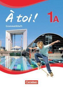 Band 1A - Grammatikheft