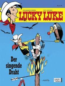 Lucky Luke 18 Der singende Draht