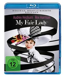 My Fair Lady - 50th Anniversary Edition - Remastered [Blu-ray]