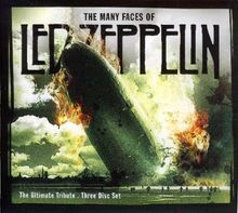 The Many Faces of Led Zeppelin-Ultimate Tribute