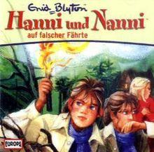 Hanni und Nanni - CD / Hanni und Nanni - auf falscher Fährte