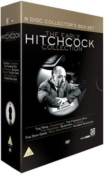 The Early Hitchcock Collection [9 DVDs]