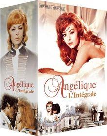 Angélique : L'intégrale - Coffret 5 DVD [FR IMPORT]