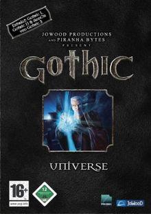 Gothic Universe (DVD-ROM)
