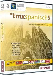 tmx spanisch 5 Komplettversion mit Sprachausgabe