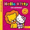 Hello Kitty, les animaux : Mon petit livre son