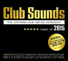 Club Sounds-Best of 2015