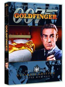 James Bond - Goldfinger [2 DVDs]