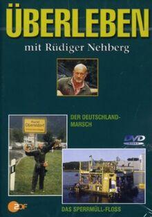 Überleben - mit Rüdiger Nehberg (4 DVDs)