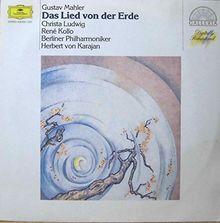 Mahler: Das Lied von der Erde [Vinyl LP] [Schallplatte]