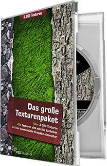 Das große Texturenpaket - 3.000 Texturen (PC+Mac+Tablet)