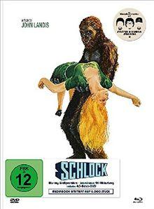 Schlock - Das Bananenmonster - Mediabook/Limited Edition auf 2000 Stück (+ DVD) [Blu-ray]