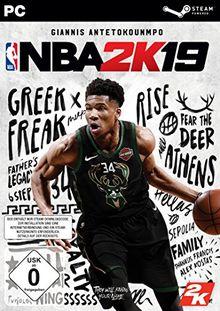 NBA 2K19 Standard Edition [PC] - (Code in der Box)
