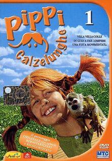 Pippi Calzelunghe (Medusa) Volume 01 [IT Import]