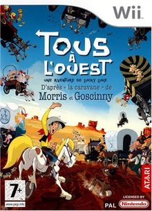 Lucky Luke Tous A L'Ouest [FR Import]