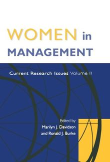 Women in Management: Current Research Issues: 002