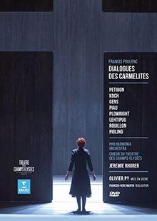 Poulenc, Francis - Dialogues des Carmélites [2 DVDs]
