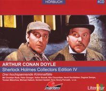 Sherlock Holmes Collectors IV