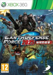 Earth Defence Force 2025 (Xbox 360) [UK IMPORT]