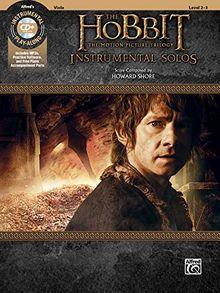 The Hobbit: The Motion Picture Trilogy Instrumental Solos - Viola (Pop Instrumental Solo)
