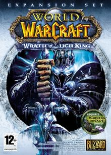 World of Warcraft: The Wrath of the Lich King Expansion Pack (PC/Mac)[UK Import]