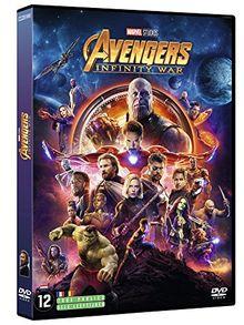 Avengers 3 : infinity war [FR Import]