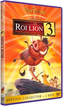 Le Roi Lion 3 : Hakuna Matata - Edition Collector 2 DVD
