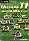 Unsere 11, CD-ROM Das WM Spiele-Pack. Für Windows 95/98/Me/2000/XP