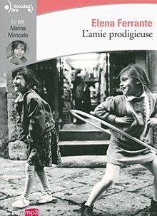 L'Amie Prodigieuse CD