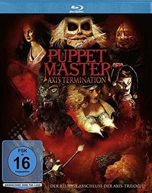 Puppet Master: Axis Termination [Blu-ray]