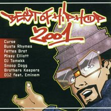 Best of Hiphop 2001