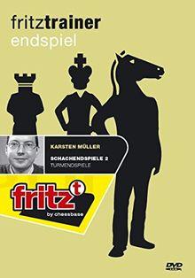 Schachendspiele 2 - Turmendspiele (DVD-ROM)